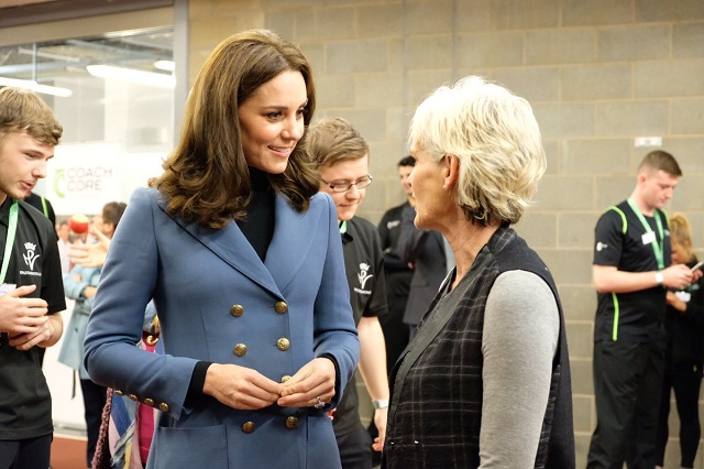 Kate, Judy Murray Coach Core October 2017 s
