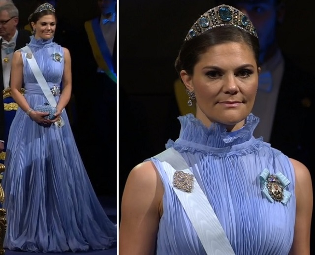 Crown Princess Victoria Nobel 2017 s