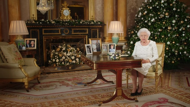 Queen's Christmas message 2017