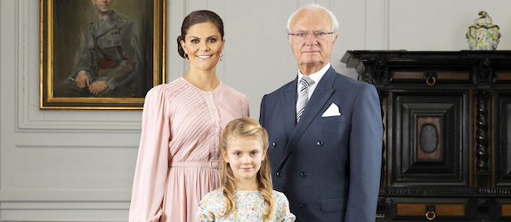 Carl Philip & Madeleine's children lose HRH status