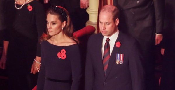 Cambridges at Festival of Remembrance 2019