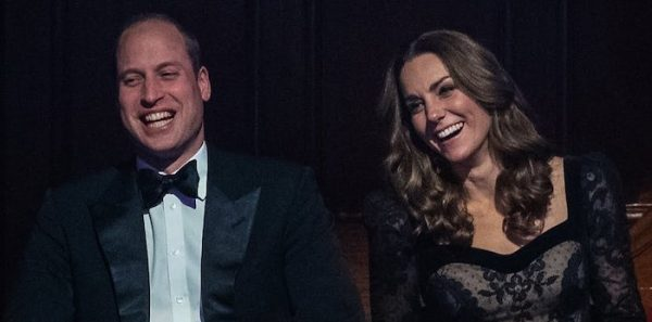 Kate wears McQueen for Royal Variety Performance