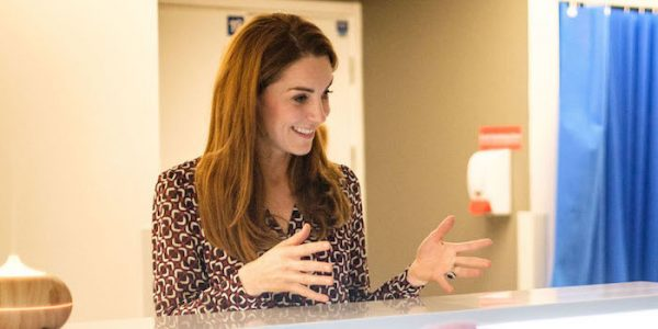 Kate pens open letter to midwives