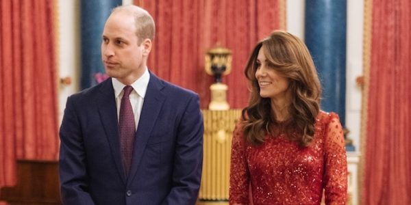William & Kate host UK-Africa reception