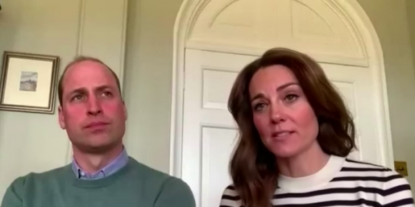 William & Kate interviewed by BBC on lockdown stress