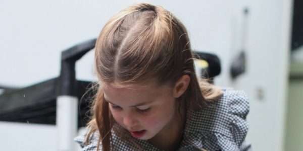 Princess Charlotte turns 5