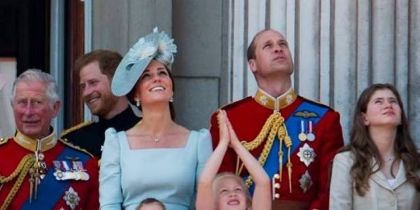 Royal Rewind: Kate at Trooping the Color