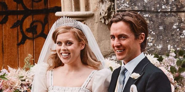 Princess Beatrice marries Edoardo Mapelli Mozzi